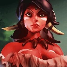 丛林女王奈德丽