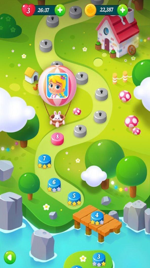 果冻女孩3游戏