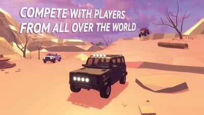 沙盒赛车游戏