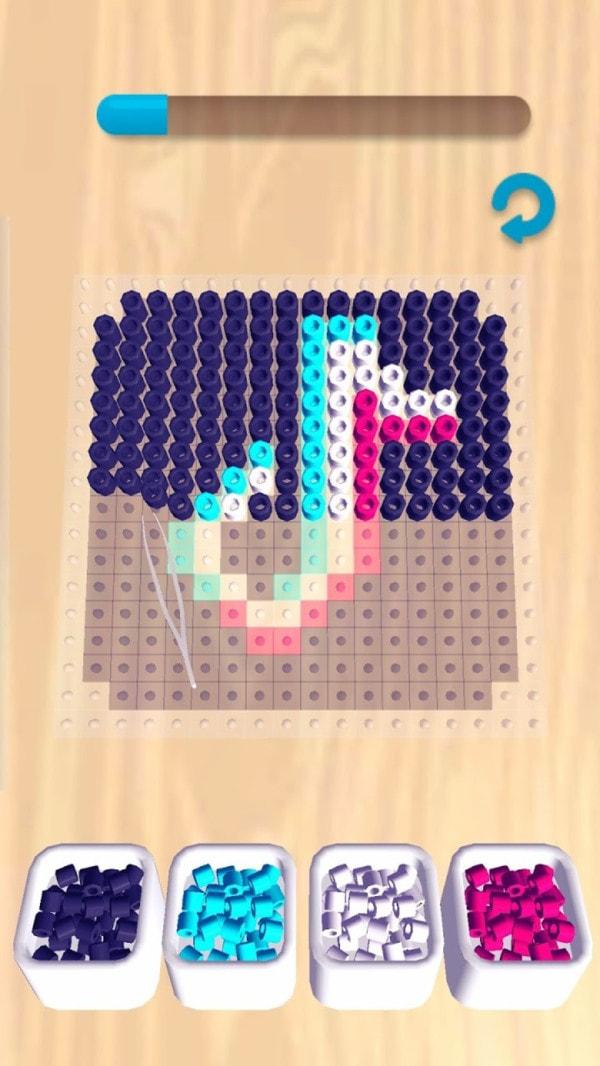 珠珠艺术大师游戏