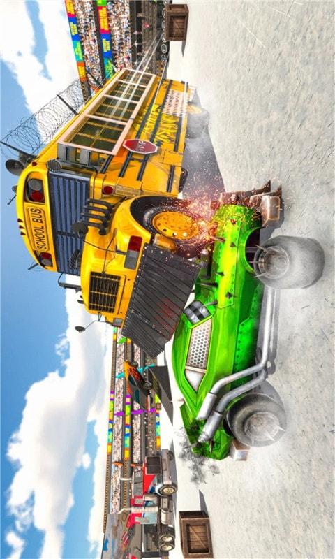 卡车战场模拟游戏