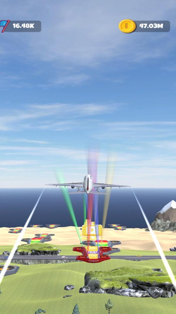 弹弓小飞机游戏