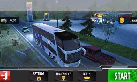 城市公交驾驶模拟2021