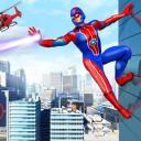 钢铁超级英雄男孩城市英雄iOS