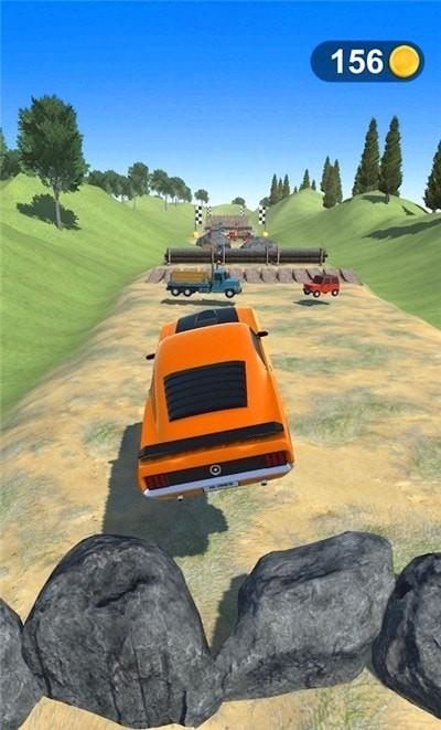 Offroad Trials Driver(图1)
