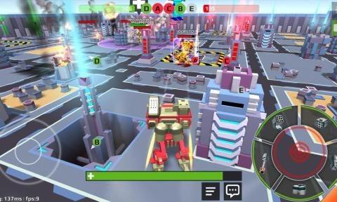 像素机器人战场(图5)